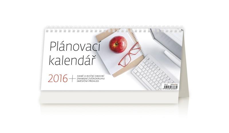 Plánovací kalendář kalendář