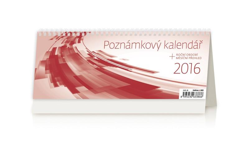Poznámkový kalendář - Office kalendář